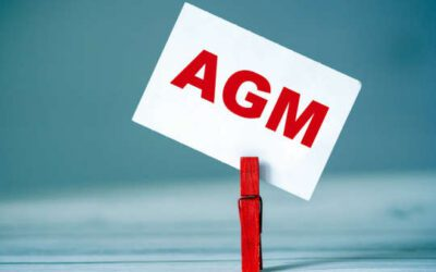 NOTICE OF OUR AGM – 26/10/21